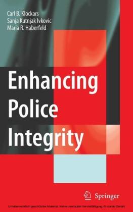 Enhancing Police Integrity