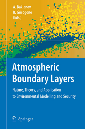 Atmospheric Boundary Layers