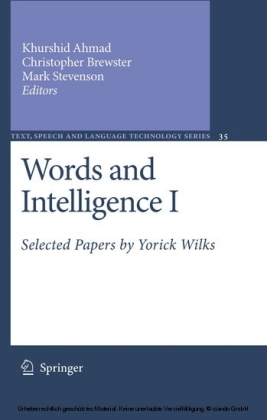 Words and Intelligence I