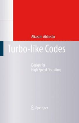 Turbo-like Codes