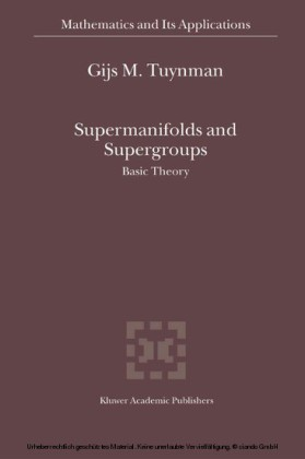 Supermanifolds and Supergroups
