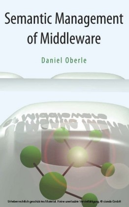 Semantic Management of Middleware