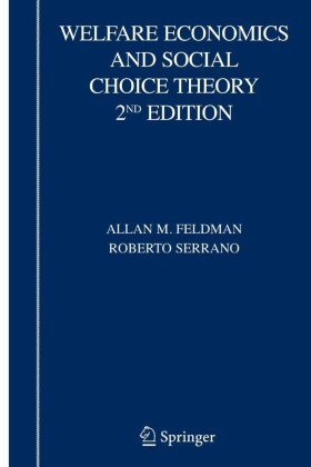 Welfare Economics and Social Choice Theory