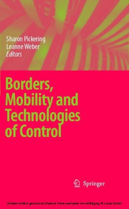 Borders, Mobility and Technologies of Control