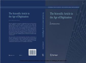 The Scientific Article in the Age of Digitization