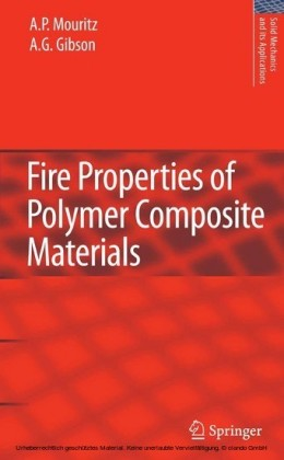 Fire Properties of Polymer Composite Materials