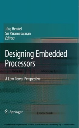 Designing Embedded Processors