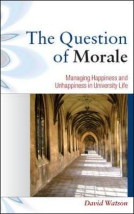The Question Of Morale
