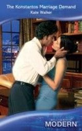Konstantos Marriage Demand (Mills & Boon Modern)