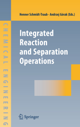 Integrated Reaction and Separation Operations