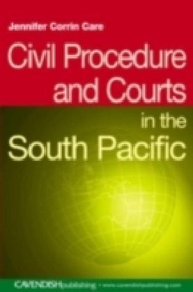 Civil Procedure and Courts in the South Pacific