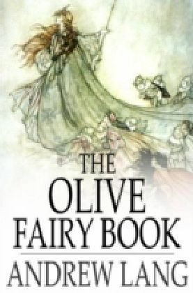 Olive Fairy Book