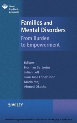Families and Mental Disorders,