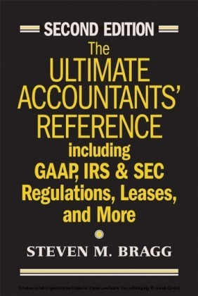 Ultimate Accountants' Reference