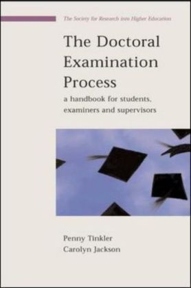 The Doctoral Examination Process
