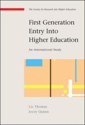 First Generation Entry Into Higher Education