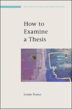 How To Examine A Thesis