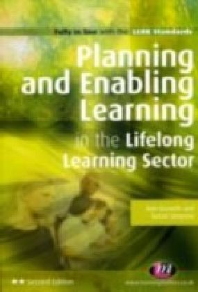 Planning and Enabling Learning in the Lifelong Learning Sector