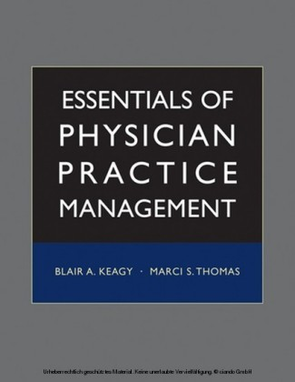 Essentials of Physician Practice Management