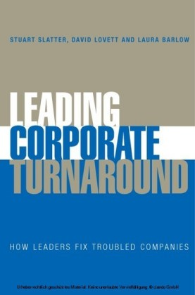 Leading Corporate Turnaround,