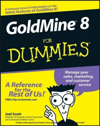 GoldMine 8 For Dummies