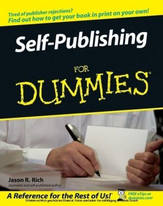 Self-Publishing For Dummies