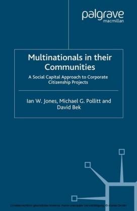 Multinationals in their Communities