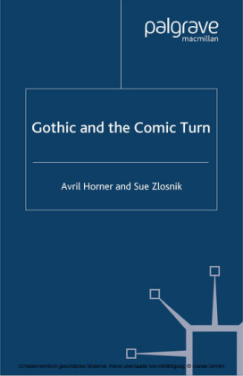 Gothic and the Comic Turn