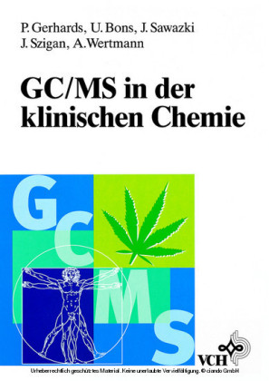 GC/MS in der klinischen Chemie