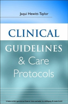 Clinical Guidelines and Care Protocols,