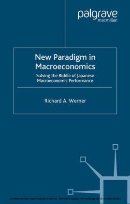 New Paradigm in Macroeconomics