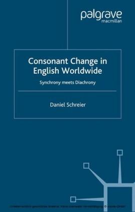 Consonant Change in English Worldwide