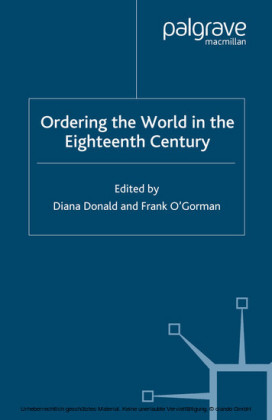 Ordering the World in the Eighteenth Century