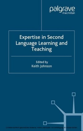 Expertise in Second Language Learning and Teaching