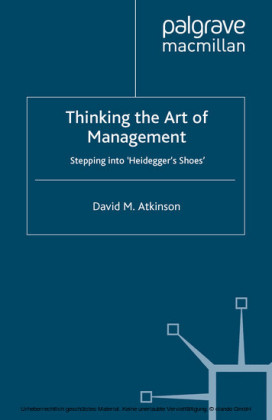 Thinking The Art of Management