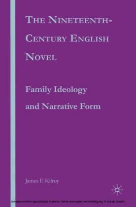 The Nineteenth-Century English Novel