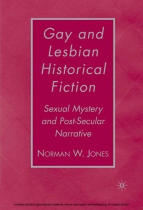Gay and Lesbian Historical Fiction
