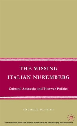 The Missing Italian Nuremberg