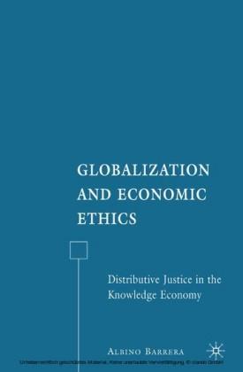 Globalization and Economic Ethics