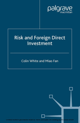 Risk and Foreign Direct Investment