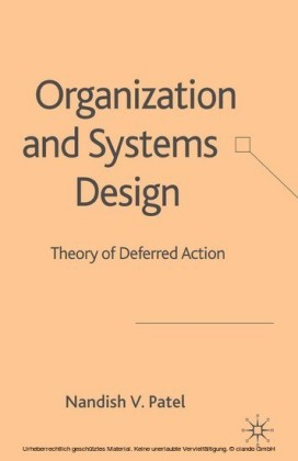 Organization and Systems Design
