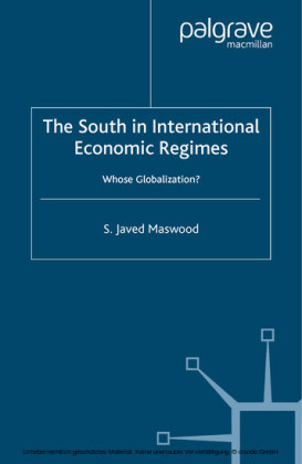 The South in International Economic Regimes