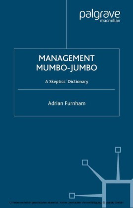 Management Mumbo-Jumbo