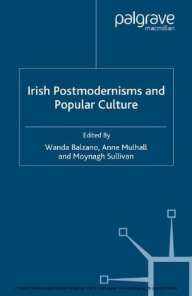 Irish Postmodernisms and Popular Culture