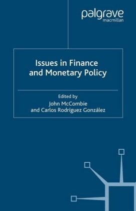 Issues in Finance and Monetary Policy