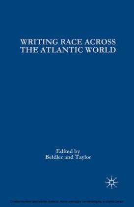 Writing Race Across the Atlantic World
