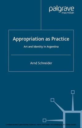 Appropriation as Practice