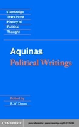 Aquinas Political Writings