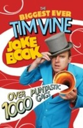 Biggest Ever Tim Vine Joke Book