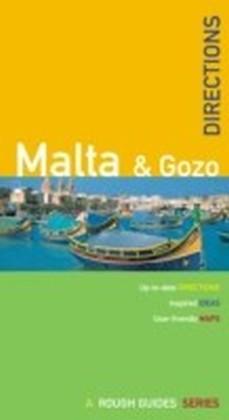 Rough Guide DIRECTIONS Malta & Gozo